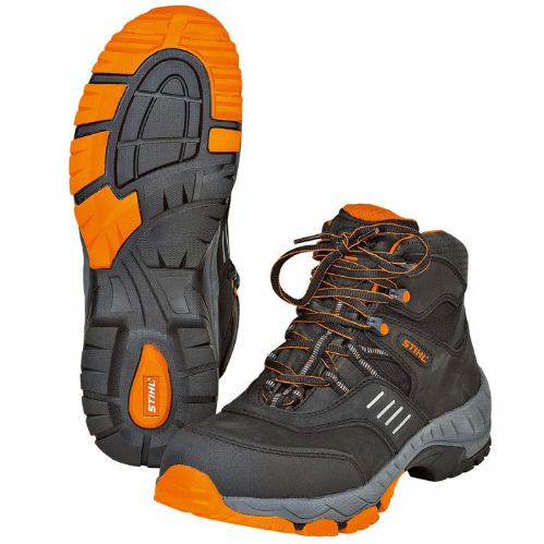 Genuine Stihl Worker S3 Laced Safety Boots Product Code 0000 885 1339